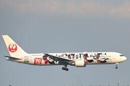 シグナス021さんが、羽田空港で撮影した日本航空 767-346/ERの航空フォト(飛行機 写真・画像)