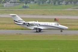 Deepさんが、福岡空港で撮影した安藤商会 525A Citation CJ2の航空フォト(飛行機 写真・画像)