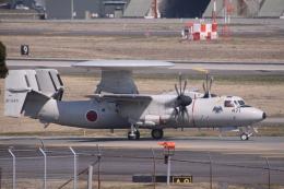 Mr.boneさんが、三沢飛行場で撮影した航空自衛隊 E-2D Advanced Hawkeyeの航空フォト(飛行機 写真・画像)