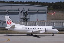 Mr.boneさんが、三沢飛行場で撮影した北海道エアシステム 340B/Plusの航空フォト(飛行機 写真・画像)