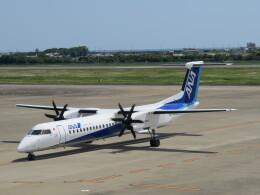 F.YUKIHIDEさんが、高知空港で撮影したANAウイングス DHC-8-402Q Dash 8の航空フォト(飛行機 写真・画像)