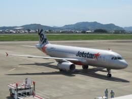 F.YUKIHIDEさんが、高知空港で撮影したジェットスター・ジャパン A320-232の航空フォト(飛行機 写真・画像)