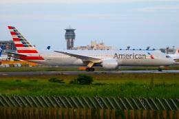 Tomo_mczさんが、成田国際空港で撮影したアメリカン航空 787-9の航空フォト(飛行機 写真・画像)