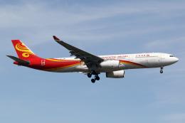 Echo-Kiloさんが、新千歳空港で撮影した香港航空 A330-343Xの航空フォト(飛行機 写真・画像)