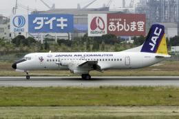 planetさんが、松山空港で撮影した日本エアコミューター YS-11A-500の航空フォト(飛行機 写真・画像)
