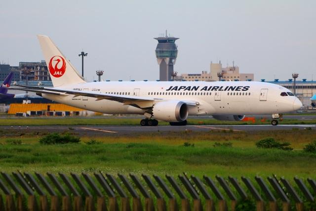 Tomo_mczさんが、成田国際空港で撮影した日本航空 787-8 Dreamlinerの航空フォト(飛行機 写真・画像)