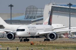 panchiさんが、成田国際空港で撮影したエア・カナダ 787-9の航空フォト(飛行機 写真・画像)