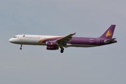 Deepさんが、成田国際空港で撮影したカンボジア・アンコール航空 A321-231の航空フォト(飛行機 写真・画像)
