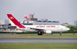 @たかひろさんが、伊丹空港で撮影したエア・インディア A310-304の航空フォト(飛行機 写真・画像)