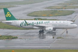 jun☆さんが、関西国際空港で撮影した春秋航空 A320-214の航空フォト(飛行機 写真・画像)