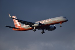 harahara555さんが、成田国際空港で撮影したアビアスター 757-223(PCF)の航空フォト(飛行機 写真・画像)