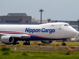 Mame @ TYOさんが、成田国際空港で撮影した日本貨物航空 747-8KZF/SCDの航空フォト(飛行機 写真・画像)