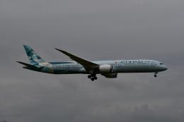 Tarochanさんが、成田国際空港で撮影したエティハド航空 787-10の航空フォト(飛行機 写真・画像)
