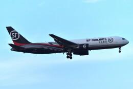 harahara555さんが、成田国際空港で撮影したSF エアラインズ 767-338/ER-BCFの航空フォト(飛行機 写真・画像)
