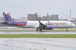 jun☆さんが、福岡空港で撮影した香港エクスプレス A321-231の航空フォト(飛行機 写真・画像)