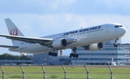 航空フォト:JA615J 日本航空 767-300