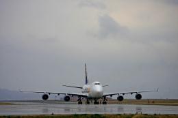 tsubameさんが、北九州空港で撮影したアトラス航空 747-47UF/SCDの航空フォト(飛行機 写真・画像)