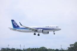 MIRAGE E.Rさんが、米子空港で撮影した全日空 A320-271Nの航空フォト(飛行機 写真・画像)