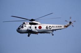なごやんさんが、名古屋飛行場で撮影した海上自衛隊 HSS-2B Sea Kingの航空フォト(飛行機 写真・画像)