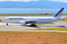 amagoさんが、関西国際空港で撮影したエールフランス航空 777-228/ERの航空フォト(飛行機 写真・画像)