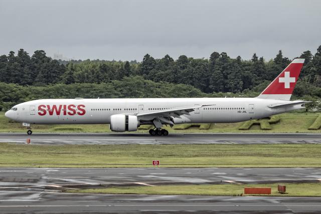 航空フォト:HB-JNL スイスインターナショナルエアラインズ