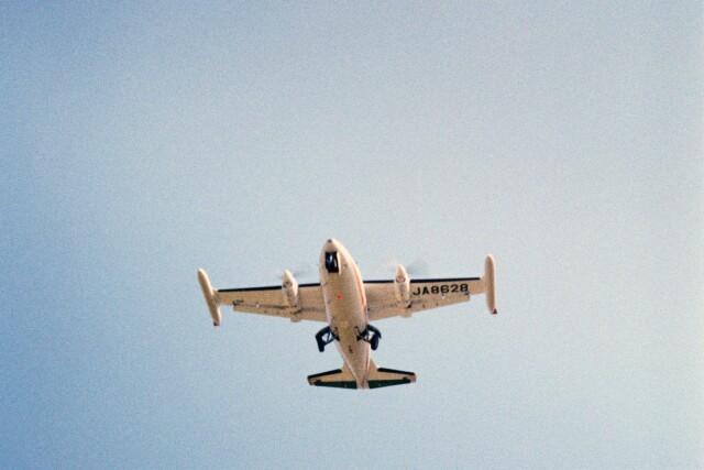 KOMAKIYAMAさんが、名古屋飛行場で撮影した三菱重工業 MU-2Bの航空フォト(飛行機 写真・画像)