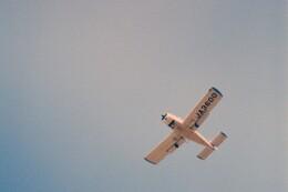 KOMAKIYAMAさんが、名古屋飛行場で撮影した中日本航空 FA-200-160 Aero Subaruの航空フォト(飛行機 写真・画像)