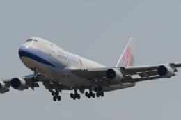 panchiさんが、成田国際空港で撮影したチャイナエアライン 747-409F/SCDの航空フォト(飛行機 写真・画像)