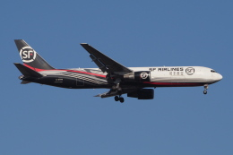 Deepさんが、成田国際空港で撮影したSF エアラインズ 767-338/ER-BCFの航空フォト(飛行機 写真・画像)