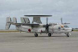 磐城さんが、那覇空港で撮影した航空自衛隊 E-2C Hawkeyeの航空フォト(飛行機 写真・画像)