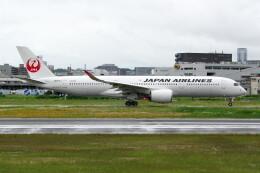 航空フォト:JA07XJ 日本航空 A350-900