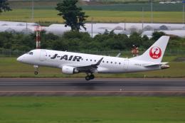 ▲®さんが、仙台空港で撮影したジェイエア ERJ-170-100 (ERJ-170STD)の航空フォト(飛行機 写真・画像)