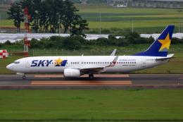 ▲®さんが、仙台空港で撮影したスカイマーク 737-8FZの航空フォト(飛行機 写真・画像)
