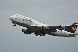 we love kixさんが、関西国際空港で撮影したルフトハンザドイツ航空 747-430の航空フォト(飛行機 写真・画像)
