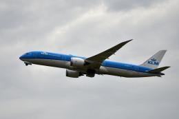 we love kixさんが、関西国際空港で撮影したKLMオランダ航空 787-9の航空フォト(飛行機 写真・画像)