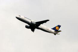 航空フォト:D-AIQT ルフトハンザドイツ航空 A320