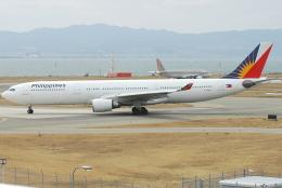 jun☆さんが、関西国際空港で撮影したフィリピン航空 A330-301の航空フォト(飛行機 写真・画像)