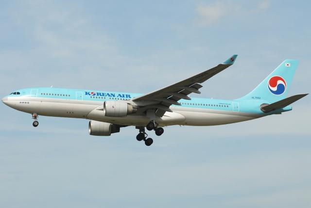 jun☆さんが、成田国際空港で撮影した大韓航空 A330-223の航空フォト(飛行機 写真・画像)
