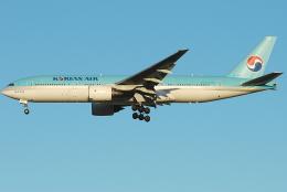 jun☆さんが、成田国際空港で撮影した大韓航空 777-2B5/ERの航空フォト(飛行機 写真・画像)