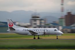 航空フォト:JA02HC 北海道エアシステム Saab 340