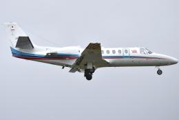 jun☆さんが、福岡空港で撮影した朝日新聞社 560 Citation Encoreの航空フォト(飛行機 写真・画像)