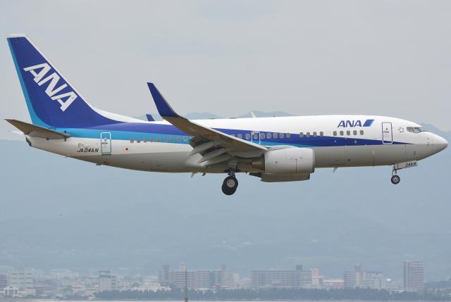 jun☆さんが、関西国際空港で撮影した全日空 737-781の航空フォト(飛行機 写真・画像)