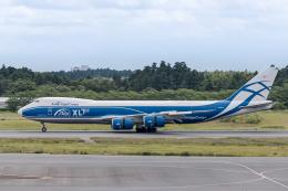Y-Kenzoさんが、成田国際空港で撮影したエアブリッジ・カーゴ・エアラインズ 747-8Fの航空フォト(飛行機 写真・画像)