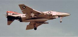 KOMAKIYAMAさんが、厚木飛行場で撮影したアメリカ海軍 F-4 Phantom IIの航空フォト(飛行機 写真・画像)