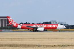 ポン太さんが、成田国際空港で撮影したタイ・エアアジア・エックス A330-343Xの航空フォト(飛行機 写真・画像)
