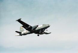 KOMAKIYAMAさんが、厚木飛行場で撮影した海上自衛隊 P-2Jの航空フォト(飛行機 写真・画像)