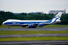 SFJ_capさんが、成田国際空港で撮影したエアブリッジ・カーゴ・エアラインズ 747-867F/SCDの航空フォト(飛行機 写真・画像)