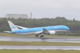airdrugさんが、成田国際空港で撮影したKLMオランダ航空 787-9の航空フォト(飛行機 写真・画像)