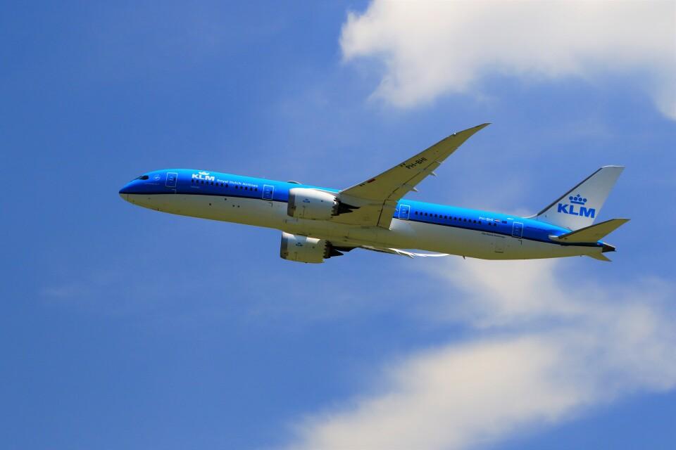 ☆ライダーさんのKLMオランダ航空 Boeing 787-9 (PH-BHI) 航空フォト