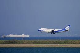 tsubameさんが、北九州空港で撮影した日本貨物航空 747-4KZF/SCDの航空フォト(飛行機 写真・画像)